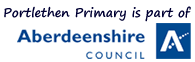 This school is part of Aberdeenshire council